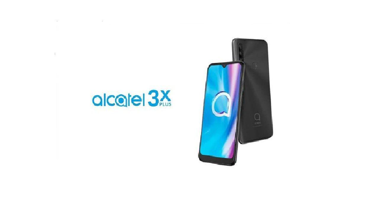 هاتف Alcatel 3X Plus