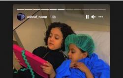 """ألوان الوطن   من فرحة أول يوم مدرسة لـ«مشرط الجراح».. «فلولة» بالمستشفى وأسرتها تطلب الدعاء """"بالبلدي"""""""